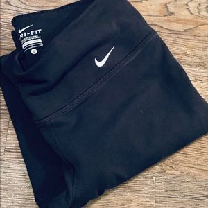 Black Nike Yoga Pants (Small)